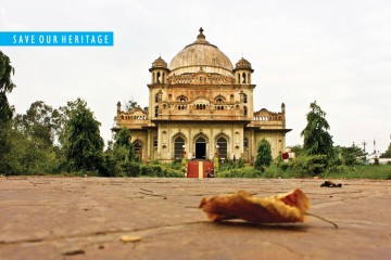 Tomb of Saadat Ali Khan